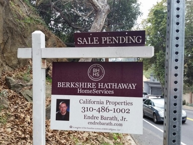 Kegel Canyon Rd. Vacant Land! Pending! Endre Barath Vacant Land Specialist!