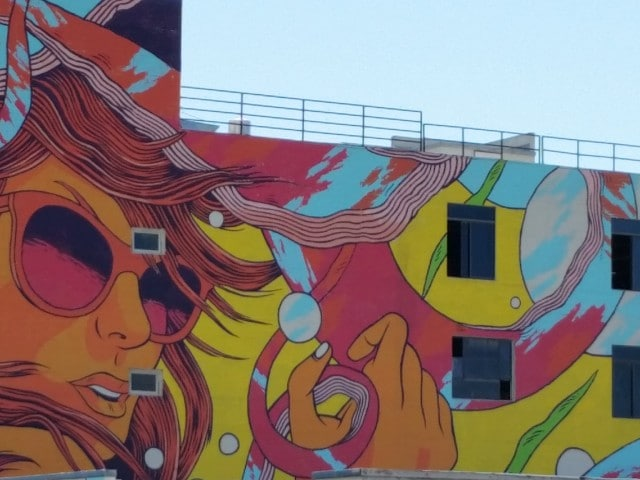 Check out the Vibrant Colors of Downtown Los Angeles.